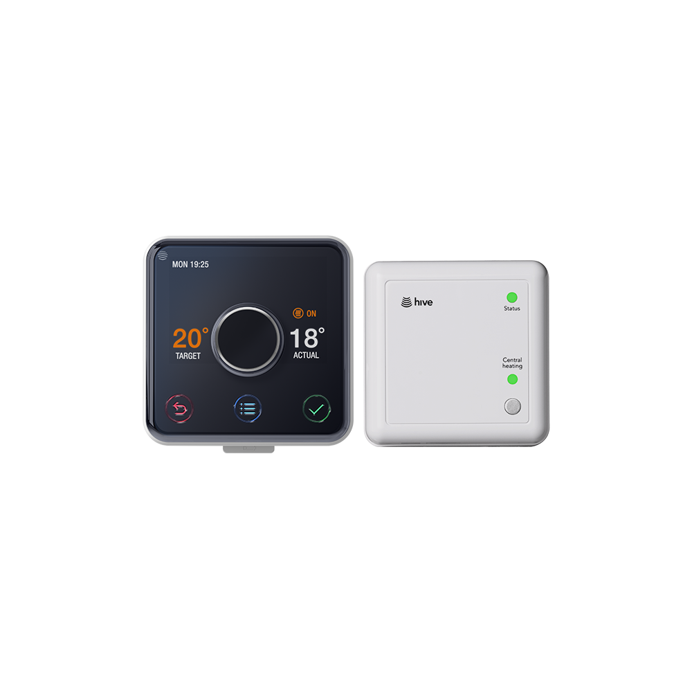 Hive Active Heating Without Hub Hive Home